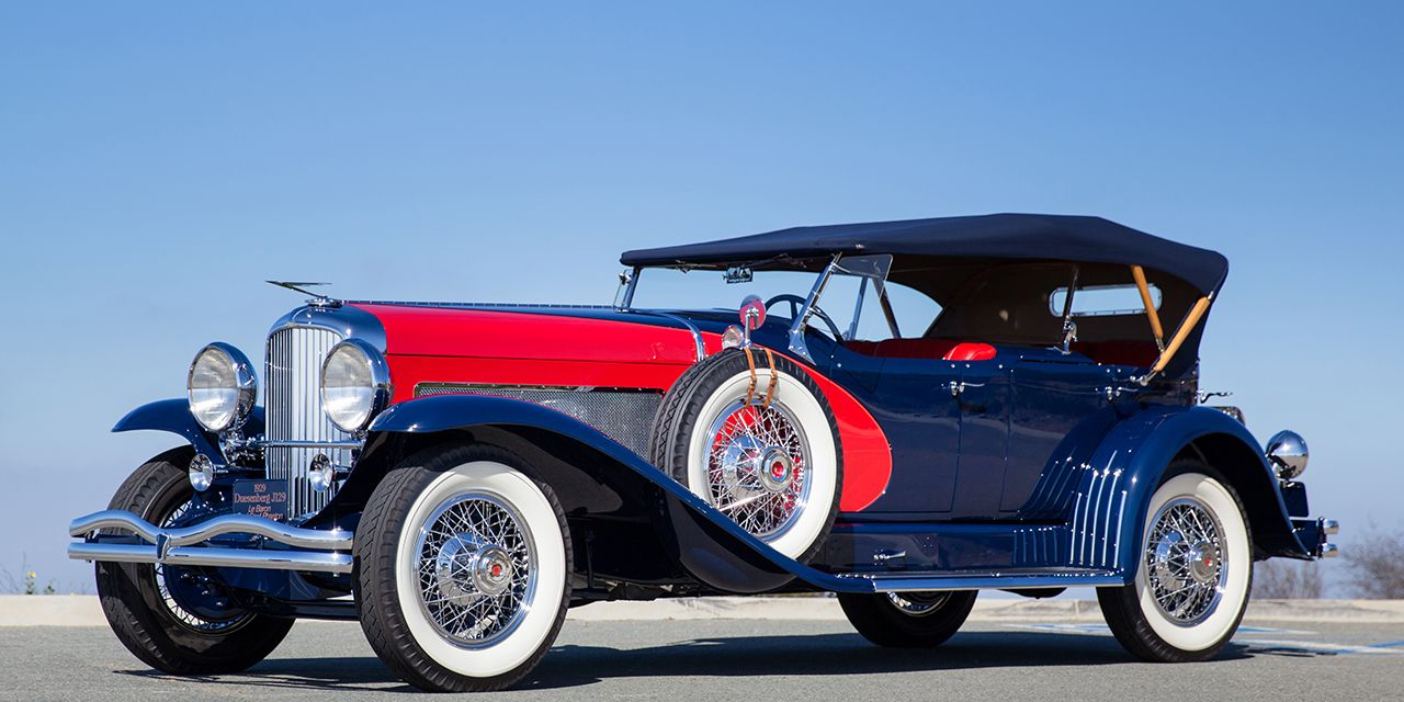 These 11 Cars Are Worth Millions of Dollars—And They're Going Up for Auction