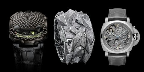 The Most Insane-Looking Watches of SIHH 2016