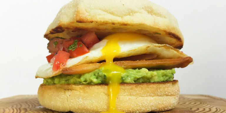9 Next-Level Breakfast Sandwiches to Kick Off Your Day
