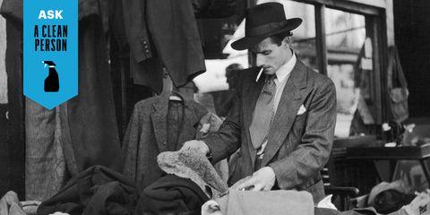 Outerwear, Hat, Coat, Style, Suit, Blazer, Monochrome, Sun hat, Vintage clothing, White-collar worker,