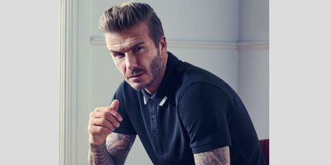 7 Classic Looks for Spring as Picked (and Modeled) by David Beckham