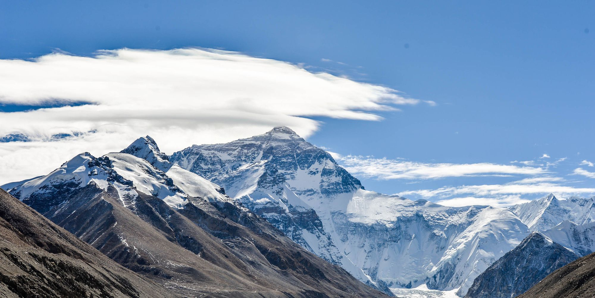 There Are Other Dangers on Mount Everest Besides Nature