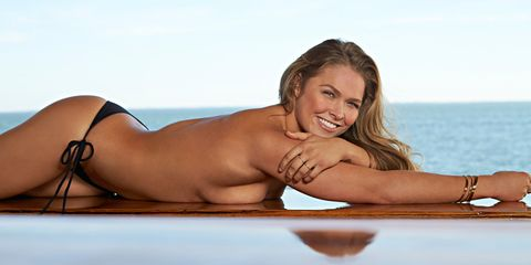 And the 2016 Sports Illustrated Swimsuit Cover Model Is...
