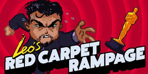 Help Leonardo DiCaprio Win His Oscar in This Hilarious Video Game