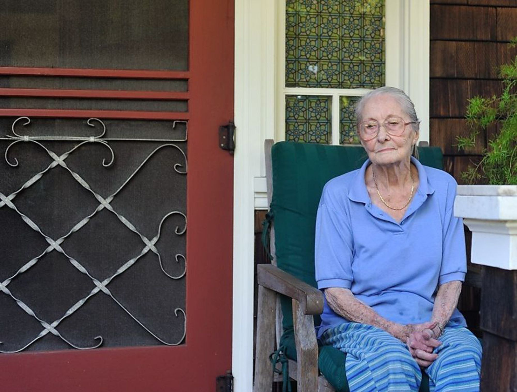 A 97-Year-Old Woman Is Being Evicted After 66 Years in Her Home