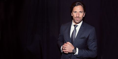 Henrik Lundqvist Interview The King On And Off The Ice