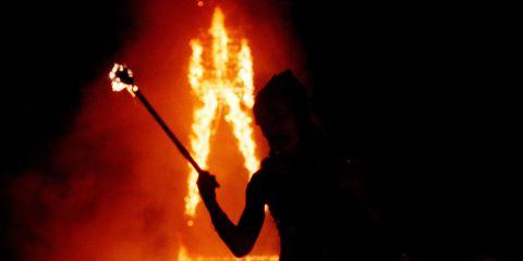 Fire, Flame, Heat, Amber, Orange, Gas, Pollution,