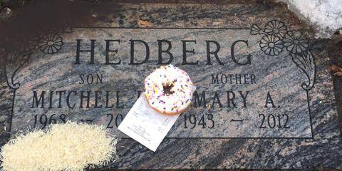 Headstone, Font, Cemetery, Grave, Memorial, Commemorative plaque, Symbol,