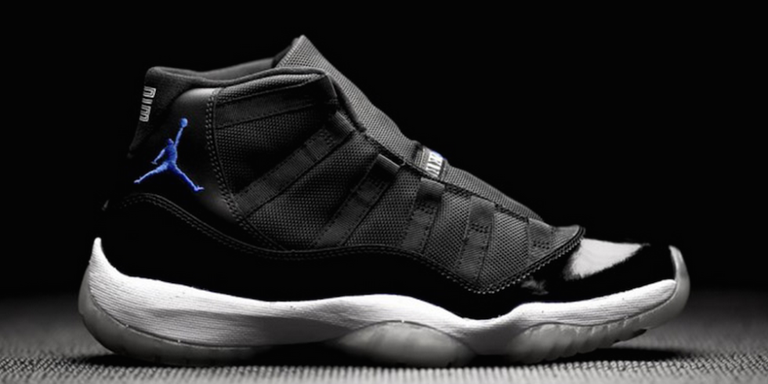 space jam jordan shoes