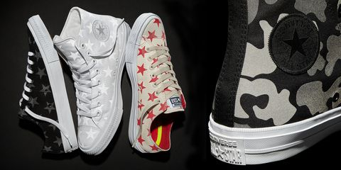 b1943cf30cad Converse Just Unveiled Two New Prints for the Chuck II