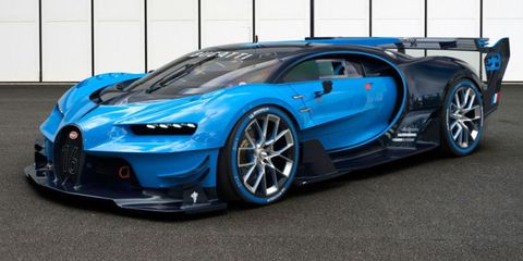 Specs for the New Bugatti Chiron Were Just Leaked from the Geneva Auto Show