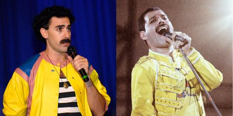 Sacha Baron Cohen Finally Explains Why He Quit the Freddie Mercury Role he Was Meant For