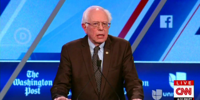What Color Is Bernie Sanders' Suit?