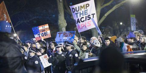 Protest, Public event, Banner, Rebellion, Flag, Poster, Law enforcement, Fan,