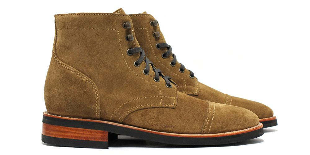 Your Spring Footwear Transition Begins with Suede Boots