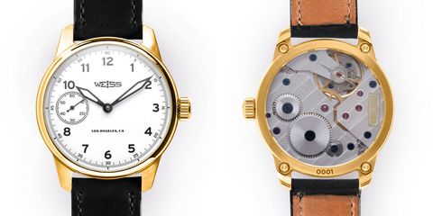 Product, Brown, Yellow, Watch, Analog watch, Glass, Photograph, White, Metal, Font,