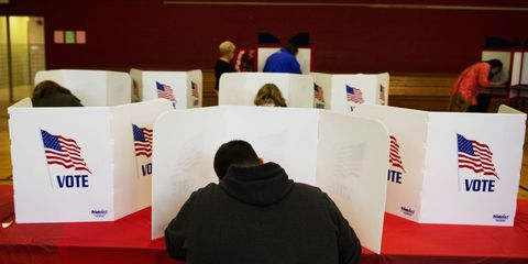 There Was Voting in North Carolina, So There Was Voter Suppression in North Carolina