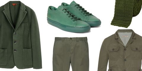Here Are 5 Actually Stylish Ways to Wear Green This St. Patrick's Day