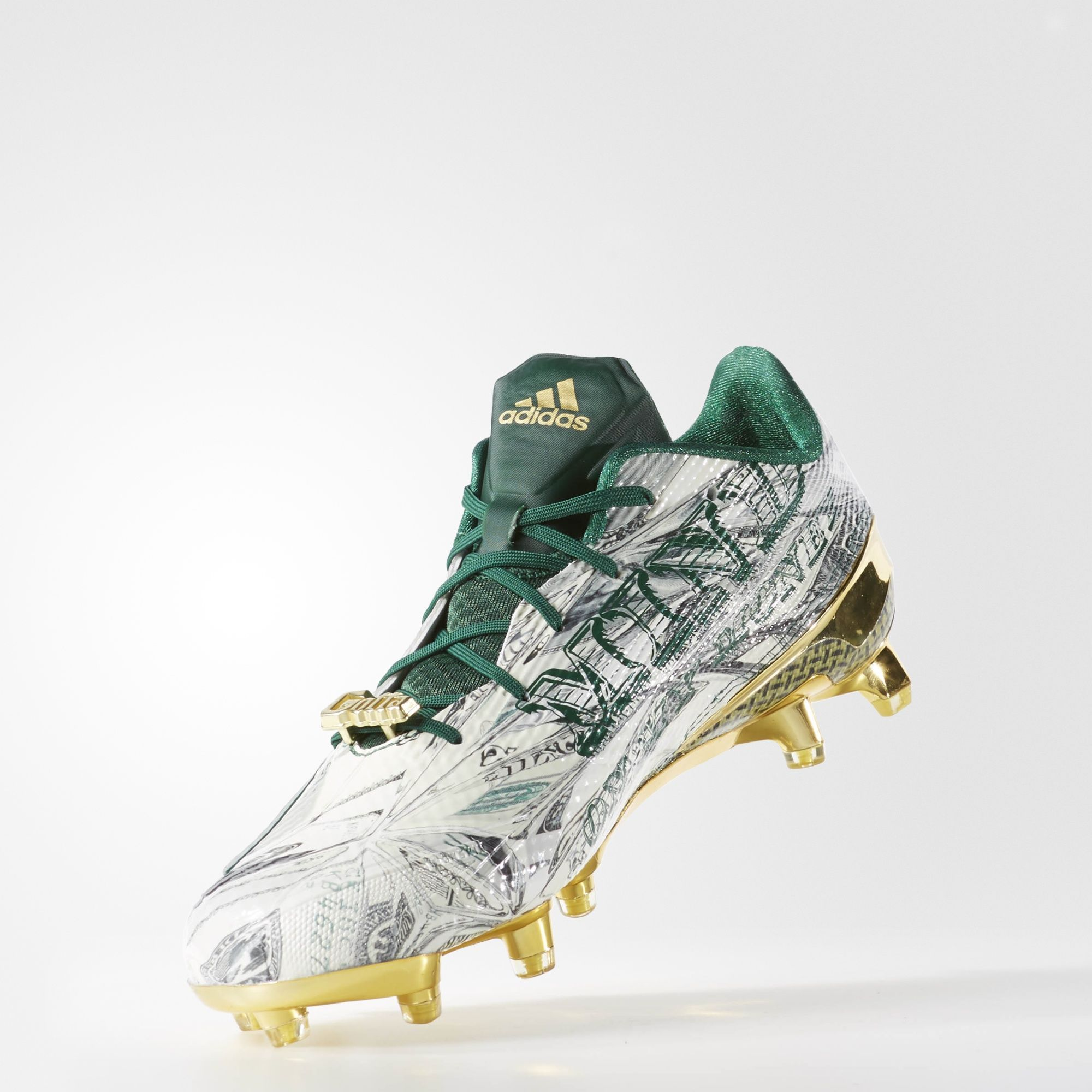 Snoop Dogg and Adidas Cleat