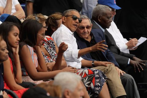 The Real Reason Obama Went to Cuba