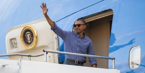 President Obama, Who Has Run Out of F*cks, Just Burned Ted Cruz