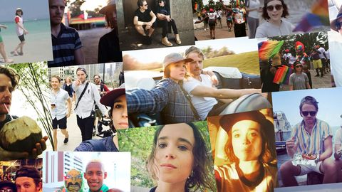 Why Ellen Page's New LGBTQ Doc 'Gaycation' Is So Necessary