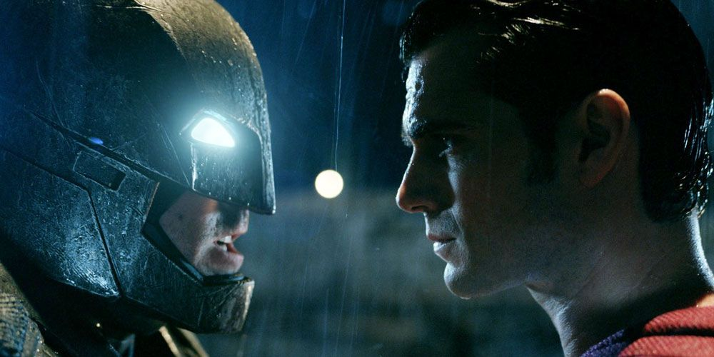 In Defense of 'Batman v Superman: Dawn of Justice'