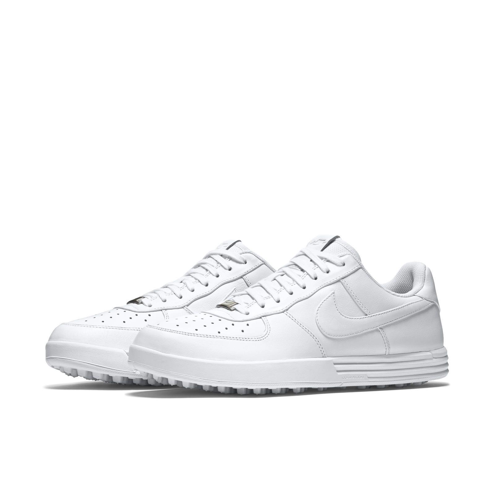 Nike's New Lunar Force 1G Golf Shoe