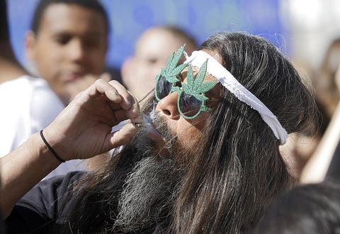 Put Down the Bong and Prove This Study About Stoners Wrong