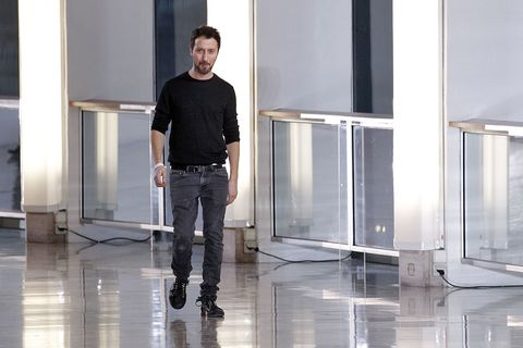 Meet the Designer Who Will Replace Hedi Slimane at Saint Laurent