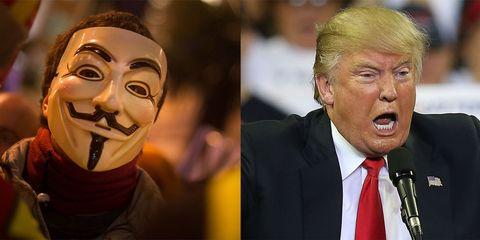 Trump anonymous