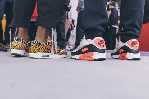 premium selection e955c bcf76 What We Saw at Nikes 3-Day Ode to the Air Max in NYC