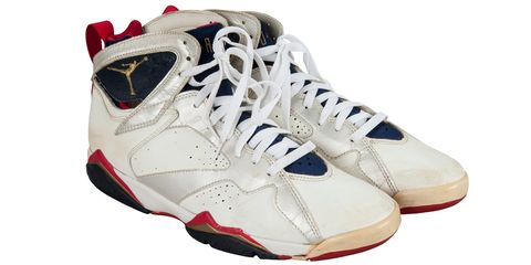 b770f6cb8e5569 Michael Jordan s Nikes From the  92 Olympics Dream Team Are Up For ...