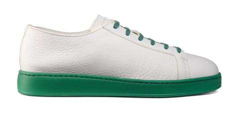 3eb77b24a06 We ll be the first to admit that sneakers with colorful soles are tricky.  Done wrong