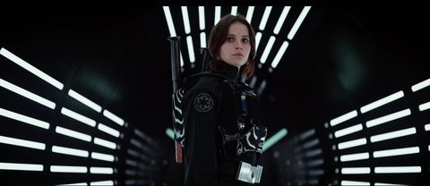 Rogue One: A Star Wars Story Is in Serious Trouble, According to Reports