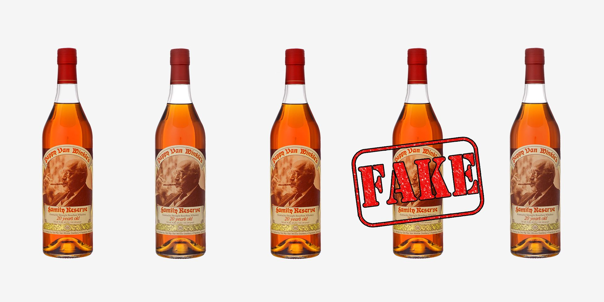 50a747b0784 Inside the Pappy Van Winkle Forgery Scheme That s Infiltrating Bourbon s  Black Market