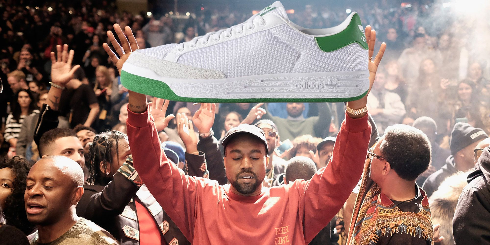 13f16d8dde0d4 Kanye West s Sneaker Collaboration With Adidas Nearly Went in a Totally  Different Direction