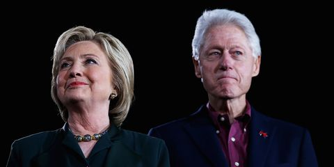The Clintons Can Have Their Own Opinions, But They Can't Have Their Own History