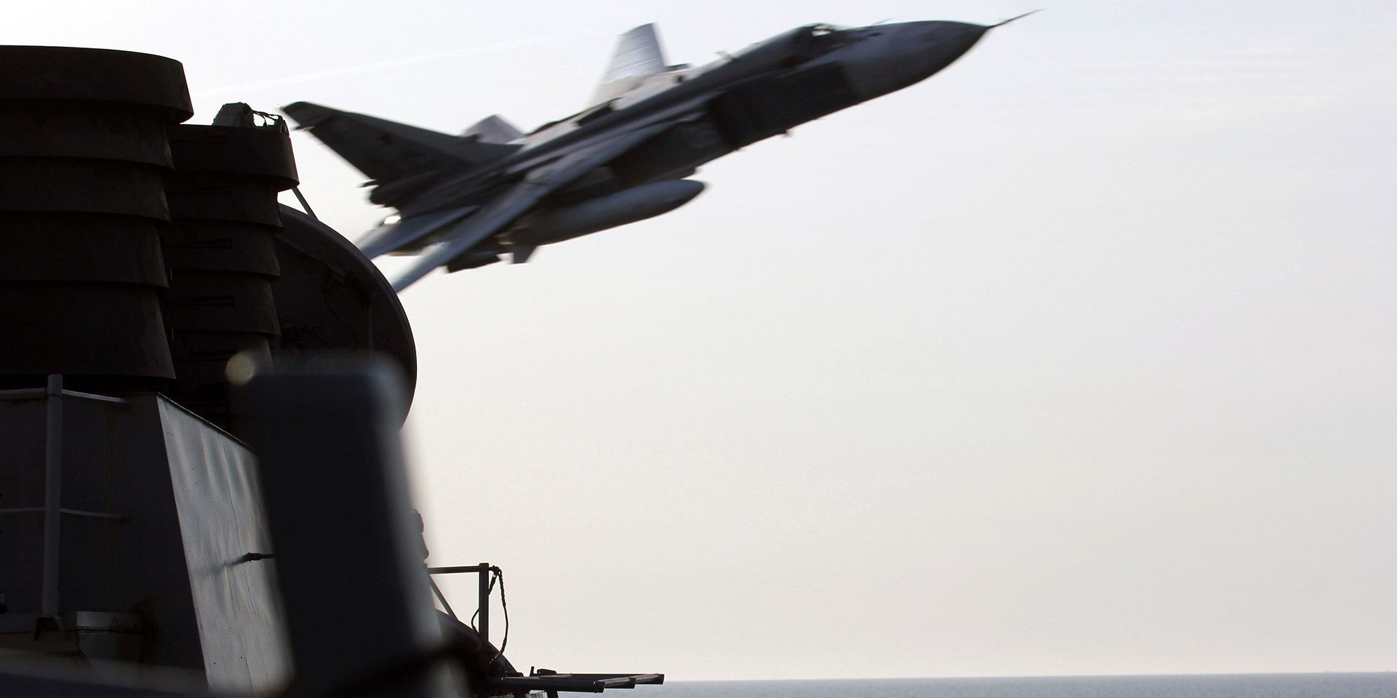 Why the Russians Decided to Harass That U.S. Navy Destroyer This Week