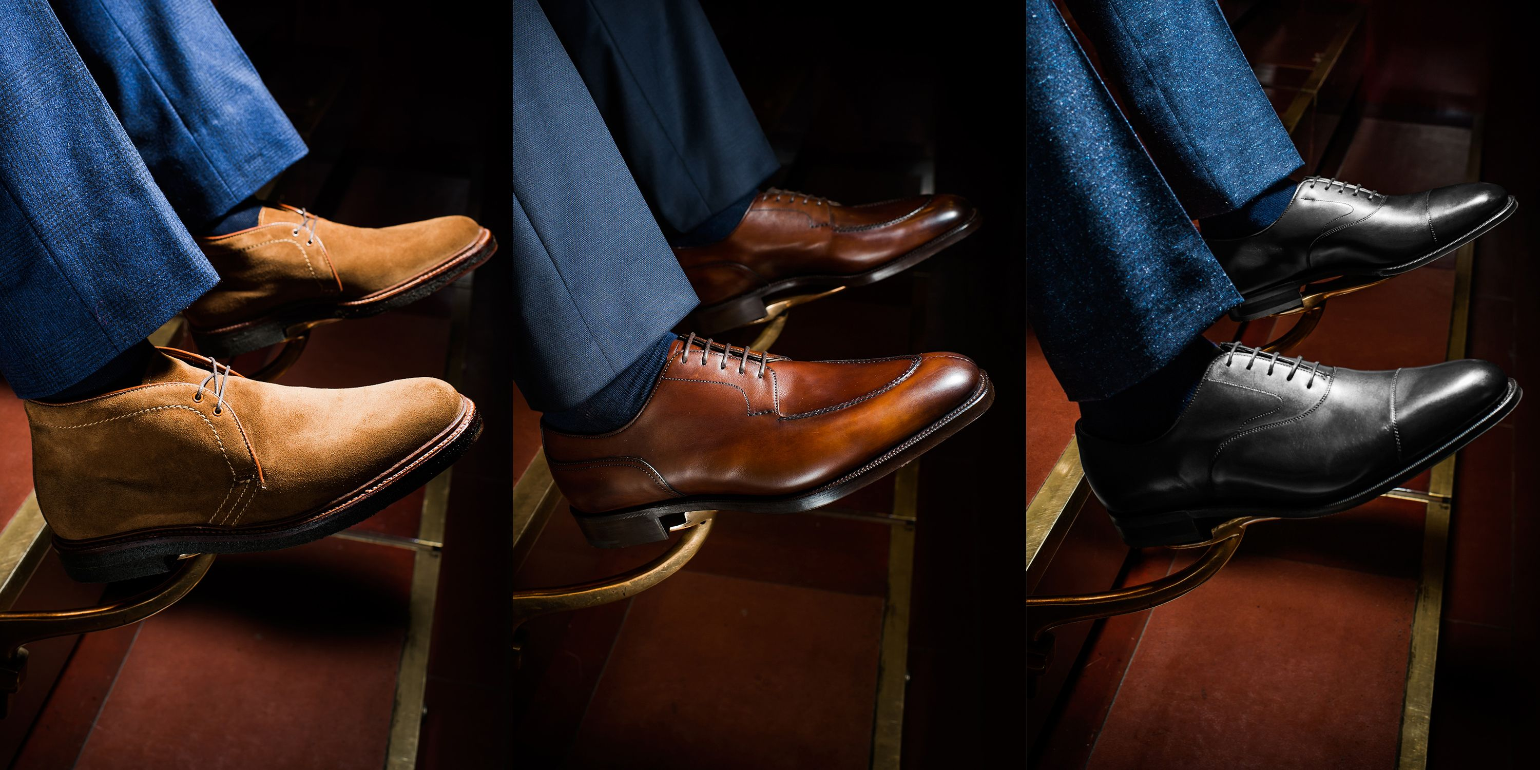 4f14a64e8a8d36 The 10 Dress Shoes Every Man Needs to Know This Fall