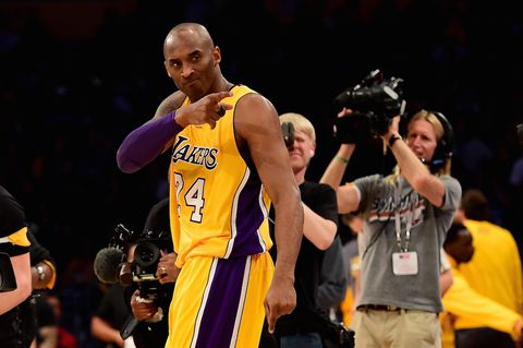 Good Guy Kobe Threw Nick Young's Sneakers in the Trash When He Asked For an Autograph