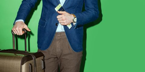 7 Essential Carry-On Items From 5 Menswear Masters
