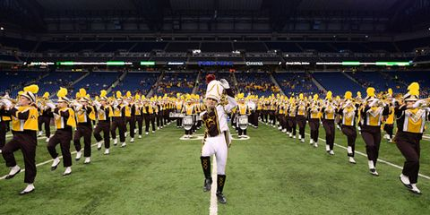 NCAA marching band