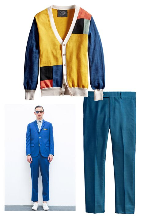 Clothing, Blue, Product, Collar, Sleeve, Textile, Outerwear, White, Uniform, Electric blue,