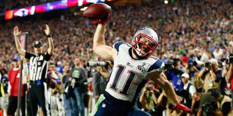 I Worked Out with Julian Edelman and All I Got Was This Intense Fitness Routine