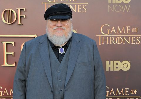 George R.R. Martin Celebrates the Game of Thrones 20th Anniversary With a Big Announcement