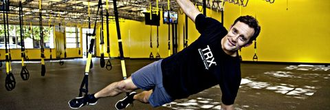 How to Work Out When You Have No Time, From the Founder of TRX