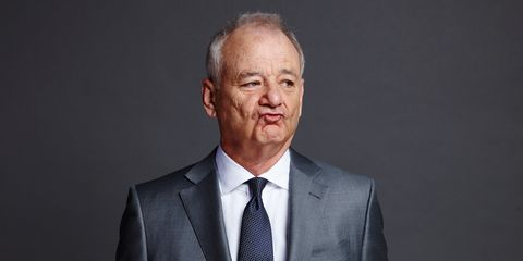 We Gave Bill Murray a Ride in From the Airport