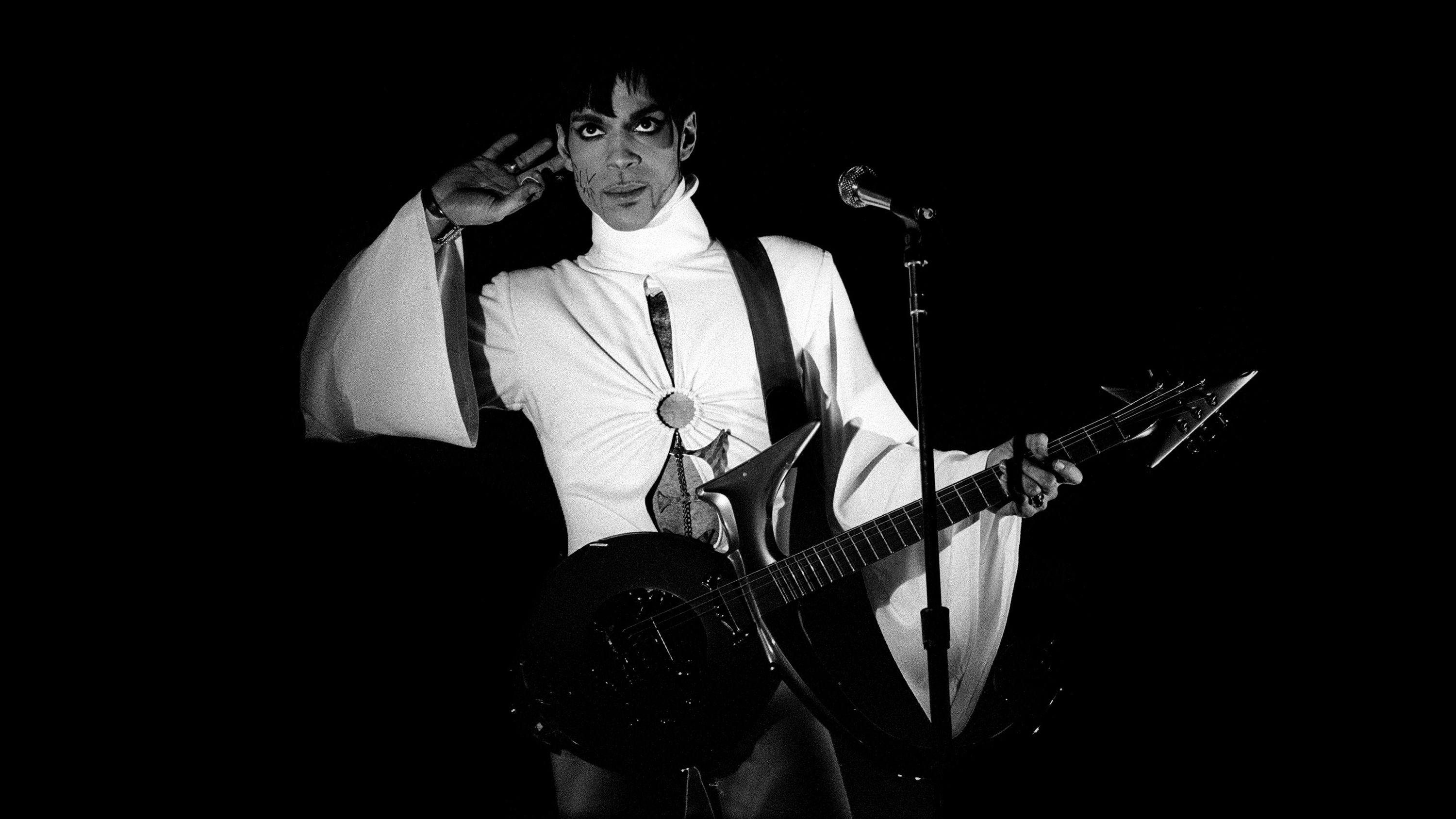 Why Prince Became A Symbol Literally