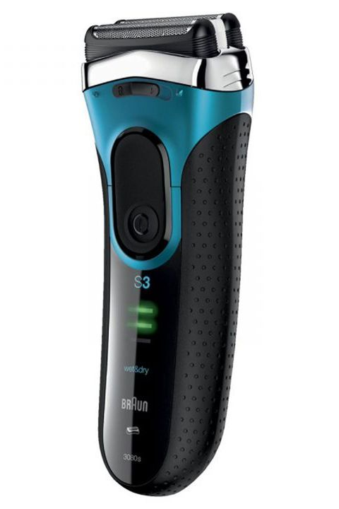"<p>The <strong>Braun Series 3 3080s</strong> is merciful. Its central comb smoothly guides stubble to its blades, even after days off, even against the grain. </p><p><em>Worth it when: You opt against the Tesla of razors. </em></p><p><em>$140, <a href=""http://www.braun.com/global/male-grooming/series-shavers/series-3/series-3-3080s.html"" target=""_blank"">braun.com</a><br></em></p>"